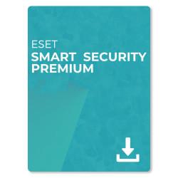 ESET Smart Security Premium (3 stanowiska, 12 miesięcy) - wersja elektroniczna