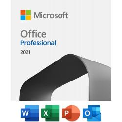 Microsoft Office Professional 2021 - licencja - 1 PC