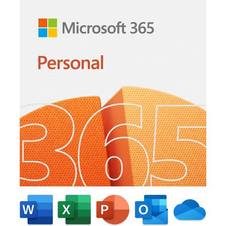 Microsoft Office 365 Personal Licencja Roczna 1 Stanowisko