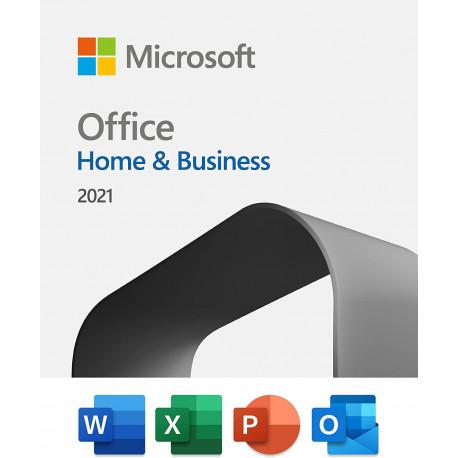 Microsoft Office 2021 Home & Business BOX