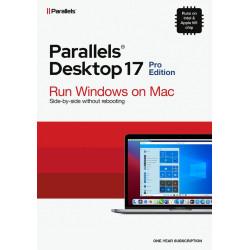 Parallels Desktop 17 Pro MULTI Mac (1U-1Y) ESD