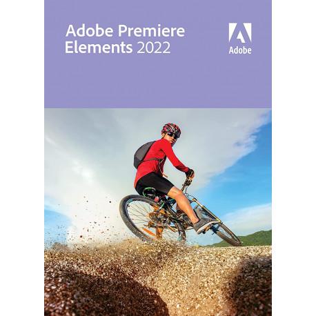 Adobe Premiere Elements 2022 WIN/MAC