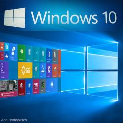 Microsoft Windows Pro 10 32-bit