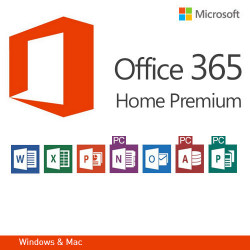 Microsoft Office 365 Home PL