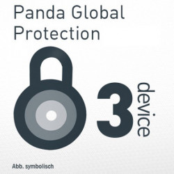 Panda Global Protection - Dome Complete 2019 3PC/1ROK