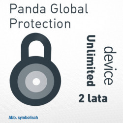 Panda Global Protection / Dome Complete 2019 Unlimited 2 Lata
