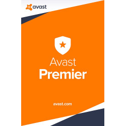 AVAST Premier 2018 1PC / 1 Rok