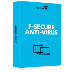 F-SECURE Anti-Virus 2018 1 PC 12 M