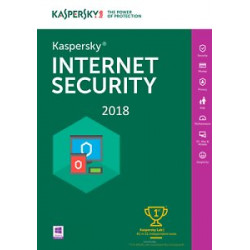Kaspersky Internet Security Multi Device 2018 5 PC