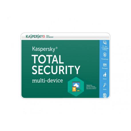 Kaspersky Total Security multi-device 2PC/2Lata