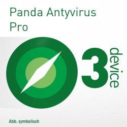 Panda Antivirus Pro 2018 3 Urządzenia / 3 lata
