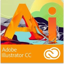 Adobe Illustrator CC PL Multi European Languages Win/Mac - Subskrypcja (12 m-ce)