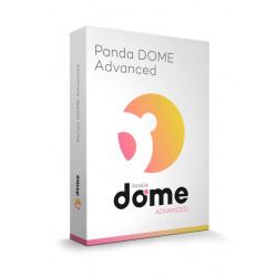 Panda Dome Advanced Nielimitowana Ilość Urządzeń / 2 Lata