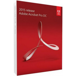 Adobe Acrobat Pro DC Win/Mac MULTILANGUAGE