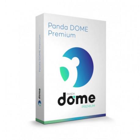 Panda Dome Premium 2018 5 PC 1 ROK
