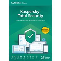 Kaspersky Total Security multi-device 2PC/2Lata Odnowienie