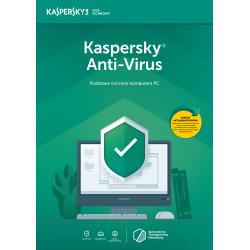 Kaspersky AntiVirus 3PC/2Lata