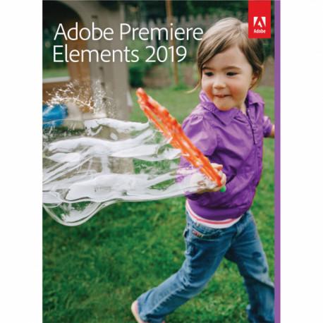 Adobe Premiere Elements 2019 ESD WIN / MAC