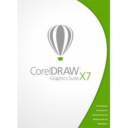 CorelDRAW Graphic Suite X7 Special Edition